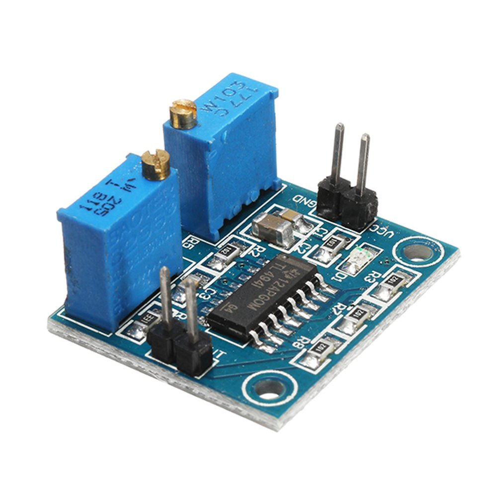 5pcs TL494 PWM Speed Controller Frequency Duty Ratio Adjustable - Arduino Compatible SCM & DIY Kits - Module Board by DAVITU