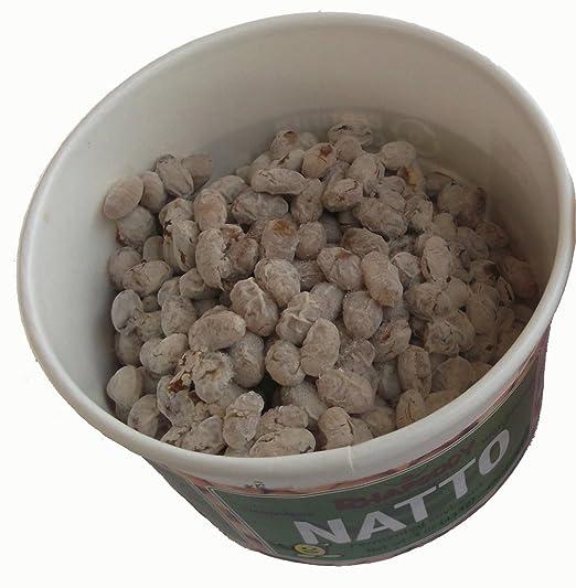 Fresh Natto, fabricado en Vermont – Sticky Fermentado non ...