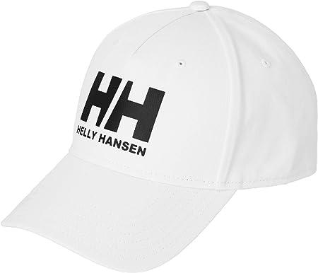 Helly Hansen HH Ball Cap Gorra, Unisex Adulto, Grey Fog, STD ...