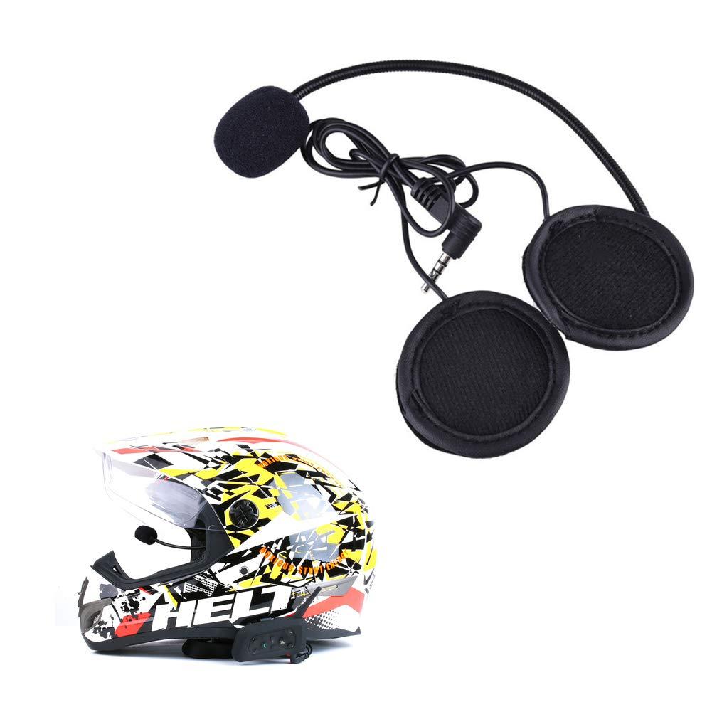 VNETPHONE Microfono Cuffia per V6 Moto Casco Bluetooth interfono Intercom