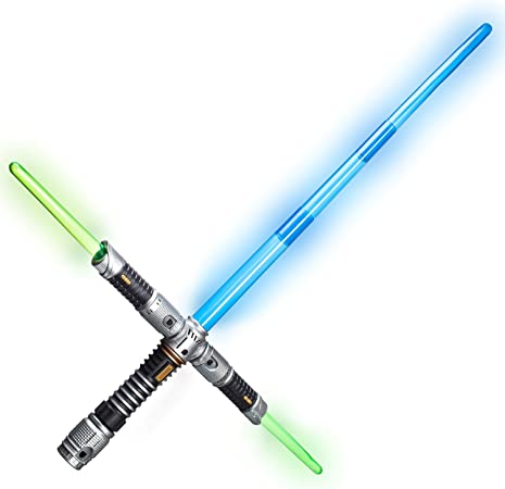 Spada/_Laser Galaxy Wars con luci e suoni
