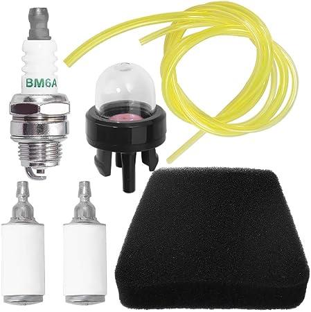 Amazon.com: 530037793 Filtro de aire línea de filtro de ...