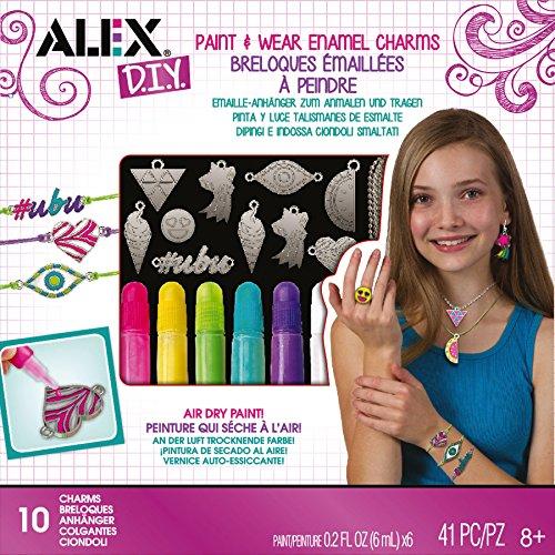ALEX Toys DIY Paint Enamel Charms ()