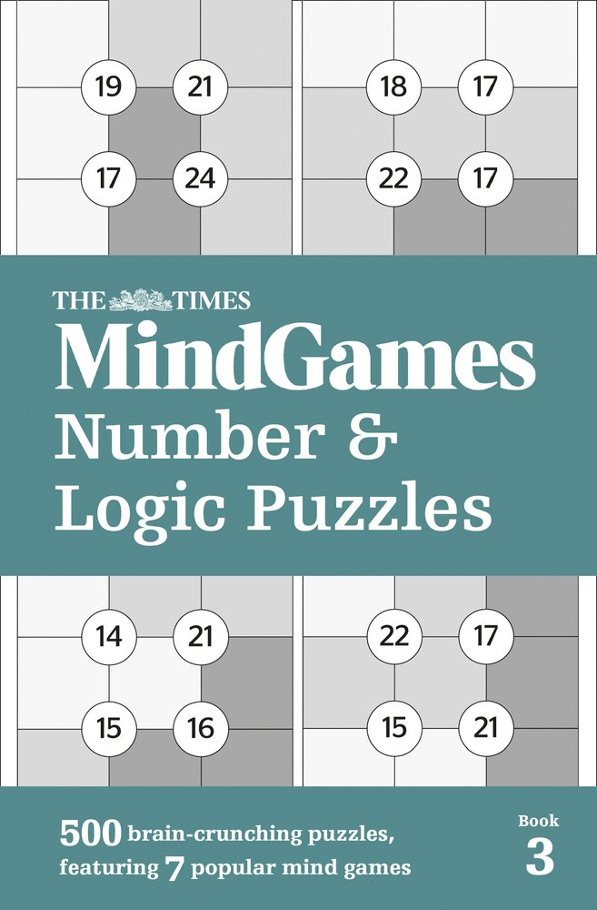 The Times MindGames Number & Logic Puzzles: Book 3: The