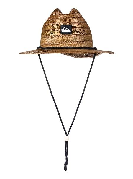 QUIKSILVER - Gorra de béisbol - para Hombre marrón marrón Oscuro ...