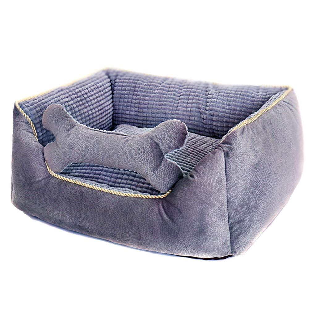 Lh Cuscino per Cani da Grana Cestini per Cani da Grana Culla per Cani Domestici (Dimensioni   XL-120 x 90 x 26cm)