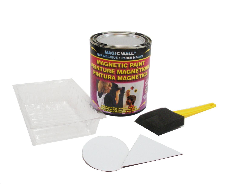 Magic Wall Magnetic Paint Quart Kit - 32 oz by Magic Wall