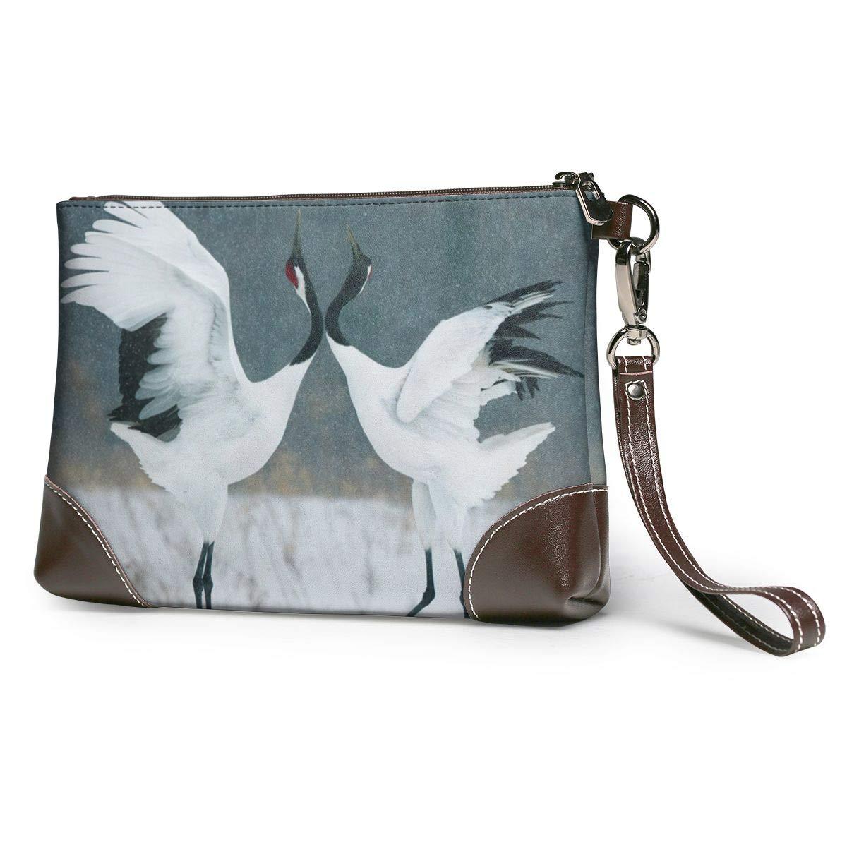 Songhe 6 Canvas Makeup Bag Pouch Purse Handbag Organizer with Zipper