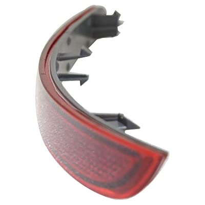 TYC 17-0403-00-9 Reflex Reflector: Automotive