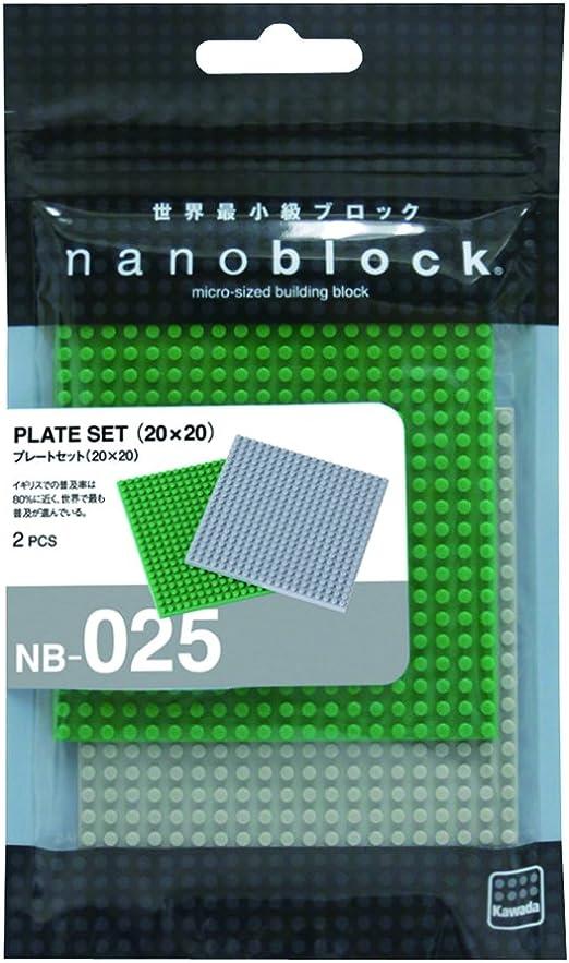 Kawada Nanoblock LED Multi Color LED Base Plate  NB-011