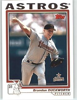 Topps 2004#521 Brandon Duckworth Philadelphia Phillies Baseball Card