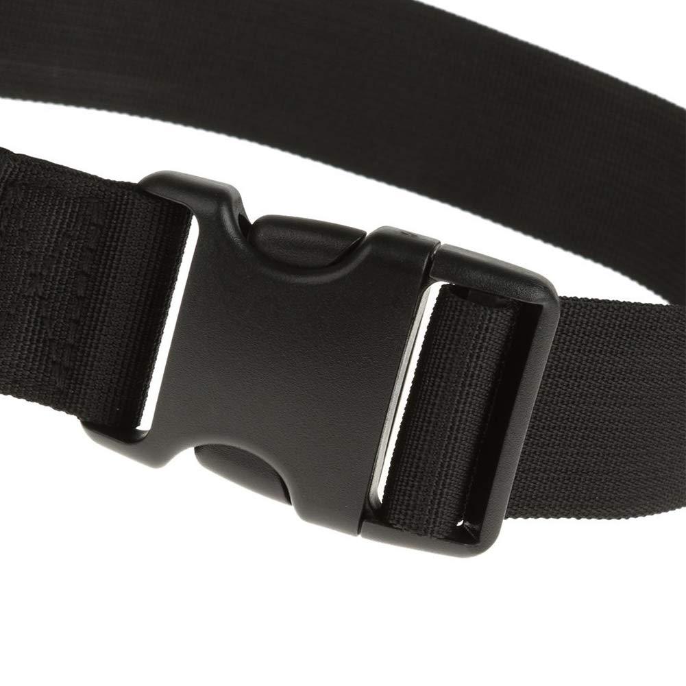 47.2in Belt Buckle automatico da uomo pratico tattico militare Nylon Canvas Cintura Cintura Tactical Belt 120 centimetri