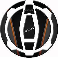 Protección Tapón Gasolina Kawasaki Ninja 6502016–2017pre-072 Naranja