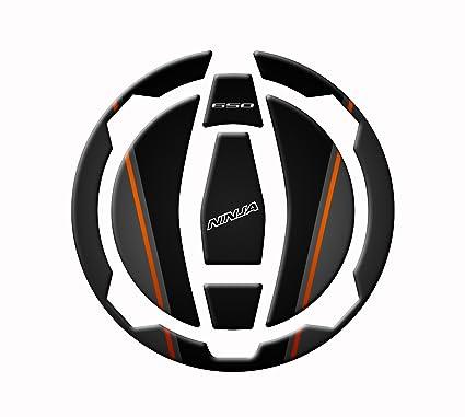 Protección Tapón Gasolina Kawasaki Ninja 650 2016 - 2017 pre ...