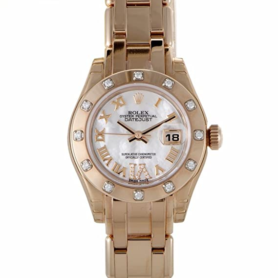 Rolex Datejust automatic-self-wind Womens Watch 81315 MDR (Certificado) de segunda