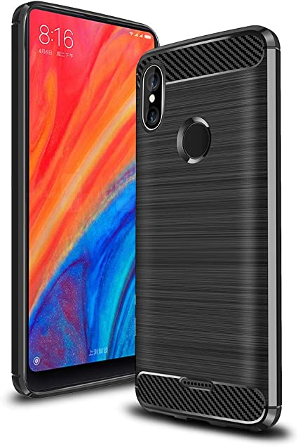 Ferilinso Funda Xiaomi Mi Mix 2s, Silicona Flexible Híbrido ...