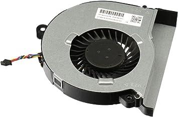HP 834784-001 Ventilador Original (CPU): Amazon.es: Electrónica