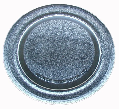 Microwave Glass Turntable Plate ( 9 5/8'' Dia ) ( 3390W1A035 ) by Kenmore