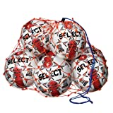 Select Sport 70-179 Soccer Ball Net (Holds 10-12 balls)