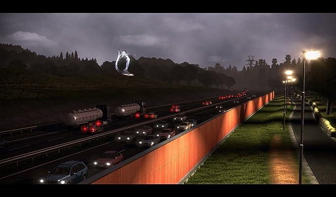 Euro Truck Simulator 2 Español: Amazon.es: Videojuegos