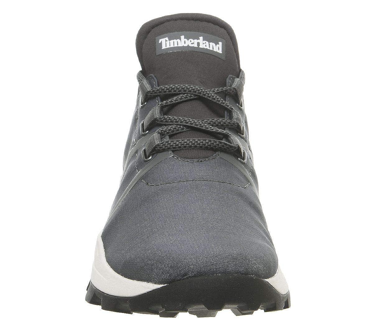 Timberland Brooklyn Fabric Oxford Shoes Men Castlerock 2019