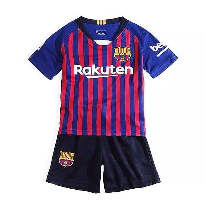 Amazon.com: FZY Boys Soccer Jerseys Sports Team Training ...