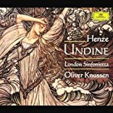 Henze: Undine, ballet in three acts