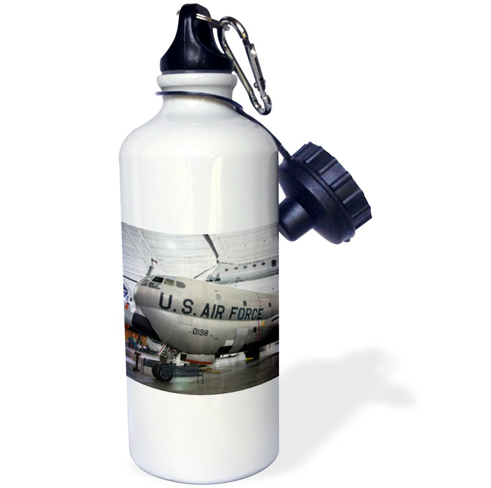 Strategic Air and Space Museum Interior Multicolored Nebraska USA 3dRose Use 21oz KC-97 Tanker-Sports Water Bottle wb/_192209/_1