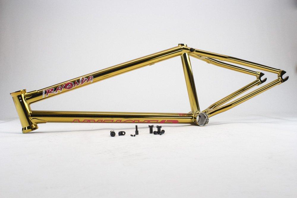 BMX Frame   Eastern Bikes Thick Rhonda 21.69'' Coolant Gold