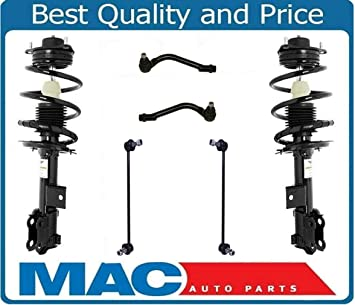 Front Complete Struts /& Links for Optima EX-LX 2011 TO 12//01//11 Built in USA