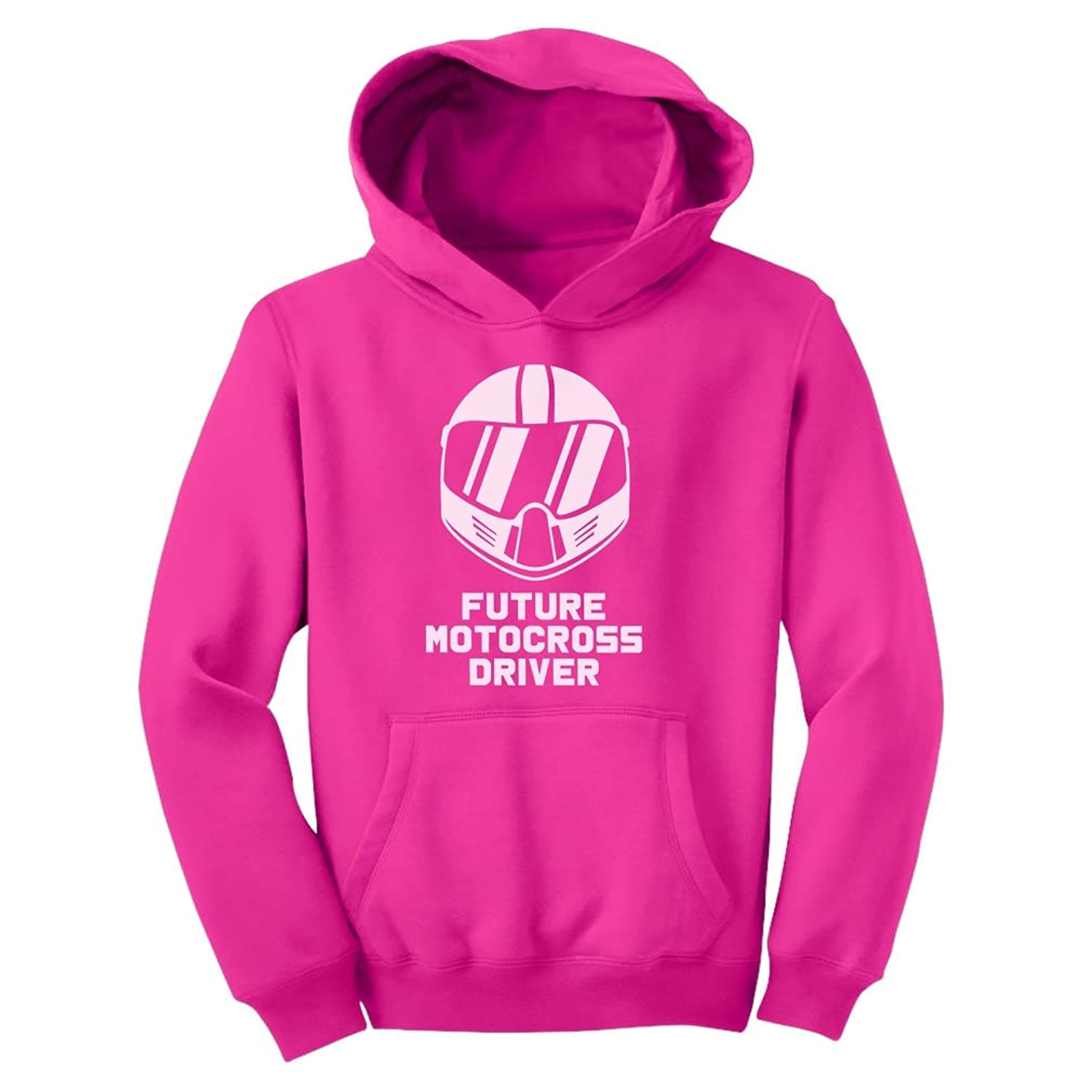 TeeStars - Future Motocross Rider - Born To Be a Motocross Driver Youth Hoodie supplies