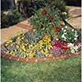 Argee Lawn Edging Decorative Brick Plastic 25' Long