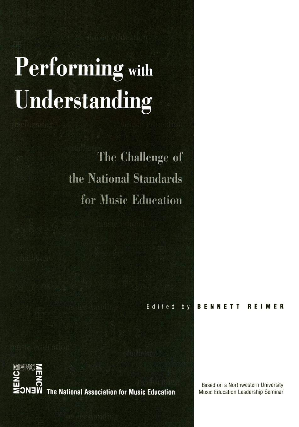 Download Performing with Understanding: The Challenge of the National Standards for Music Education ebook