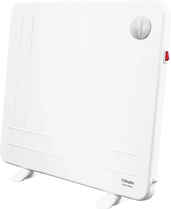 Dimplex DXLWP400Tie7 Electric Low Wattage Panel Heater White Steel