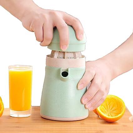 Limón exprimidor, limón exprimidor, exprimidor Manual de pingüino fruta prensa para limón naranja Citrus