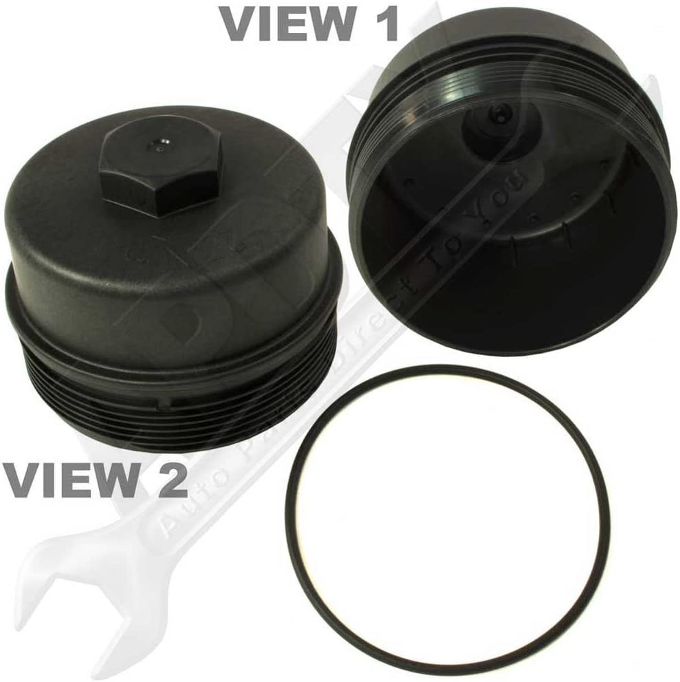 Amazon.com: 8C3z9c165a New Ford 6.4L Diesel Fuel Filter Cap With O-Ring  Kit, Oem Ford: AutomotiveAmazon.com