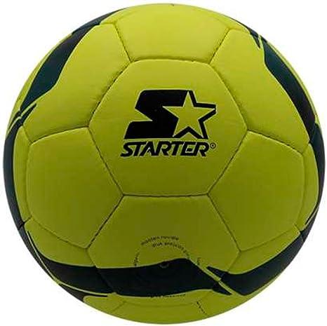 BALON FUTBOL STARTER XPOWER AMARILLO: Amazon.es: Deportes y aire libre