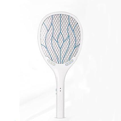 YLLXX Recargable Mosquito Asesino Batería Tipo Hogar Led Luces Swatter Manta Mosquitera Mosquitera Eléctrica De Gran