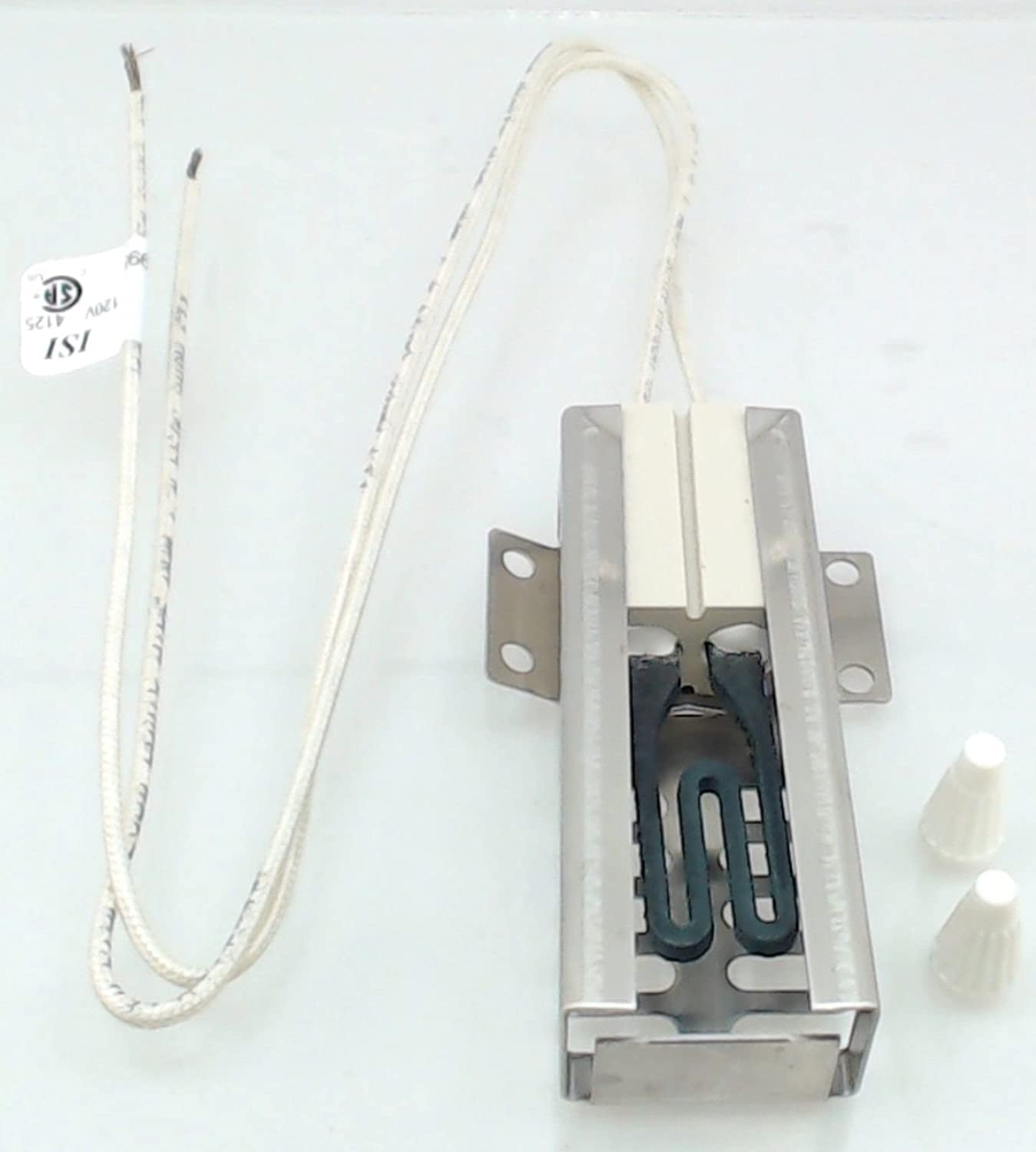 NewPowerGear Oven Ignitor Replacement For Frigidaire FGF318GCB FGF318GCC FGF319KBA FGF319KBB FGF319KSA FGF319KSB FGF326KBA FGF326KBB FGF326KBC