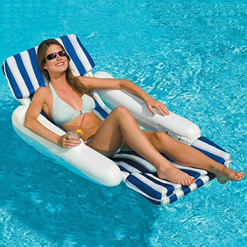 Swimline Replacement Padded Lounge Chair