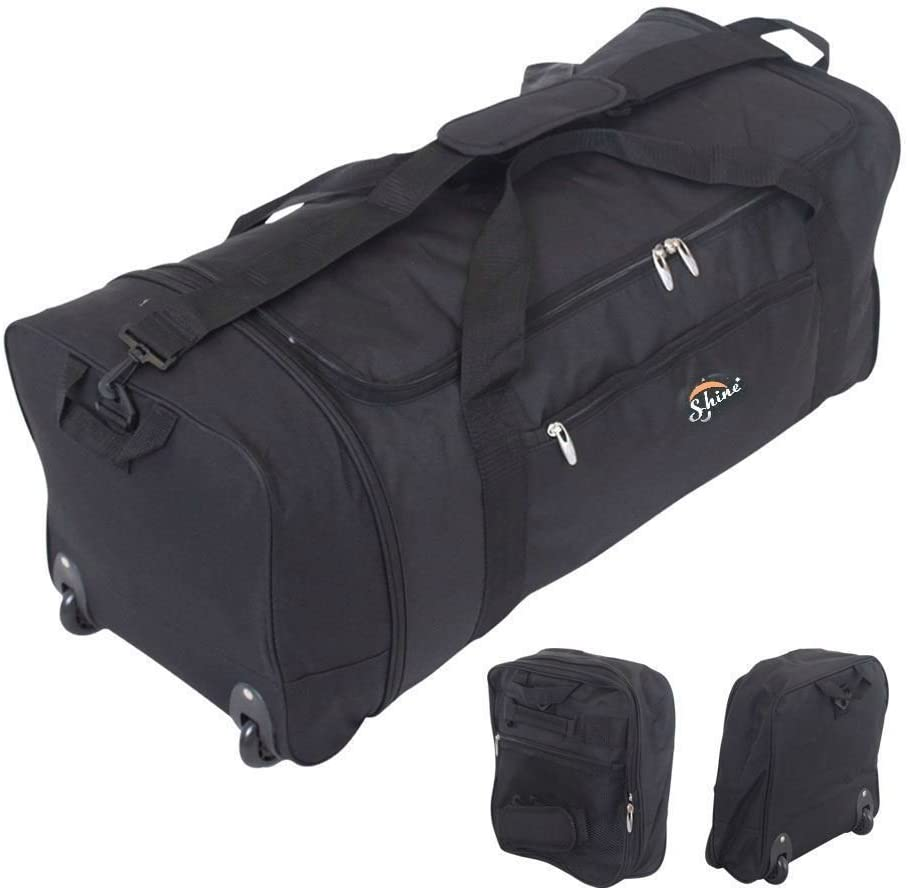 30 inch Lightweight Wheels Set Luggage Extra Large Perfect for Travel