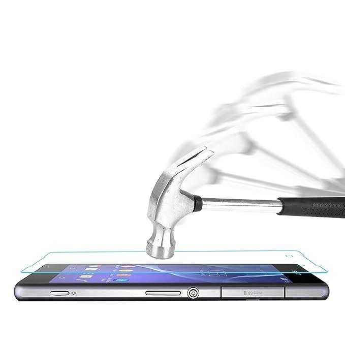 1 opinioni per Sony Xperia Z3+ -Vetro Blindato ad alevata durezza , Bingsale Vetro Temperato di