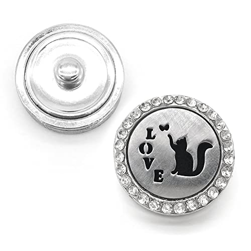 d258034d2759 stoyuan nuevo 2 piezas set Hollow Perfume camafeo Ginger Snap Botón de  metal botón joyas 18 mm aromaterapia con cristal  Amazon.es  Joyería