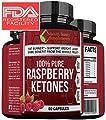 ** EXTREME STRENGTH RASPBERRY KETONES – Green Tea – African Mango – Resveratrol - Acai Fruit Extract ** Fast Acting Weight Loss 100%Pure Top Rated 5 Star Ketone - perdida de peso rapido