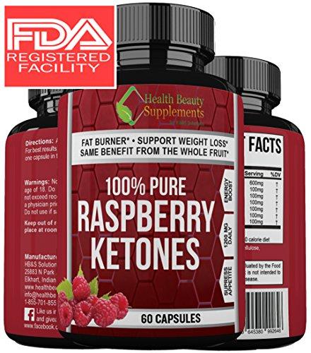 ** EXTREME STRENGTH RASPBERRY KETONES – Green Tea – African Mango – Resveratrol – Acai Fruit Extract ** Fast Acting Weight Loss 100%Pure Top Rated 5 Star Ketone – perdida de peso rapido