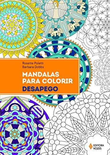 Mandalas para colorir - Desapego