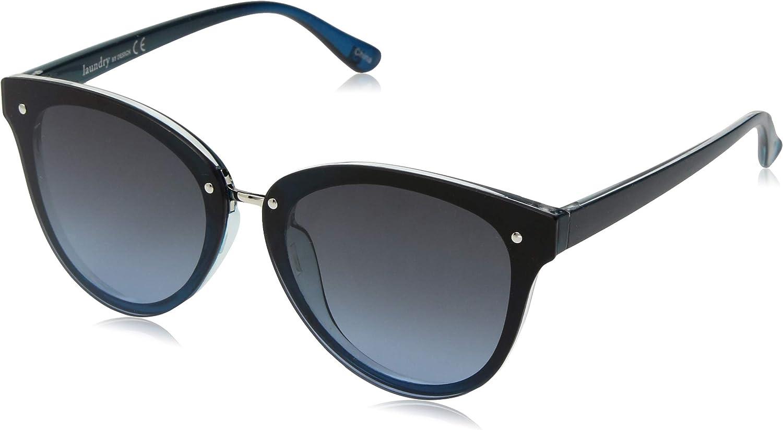 Laundry by Design Women's LD276 Cat-Eye Sunglasses, 62 mm