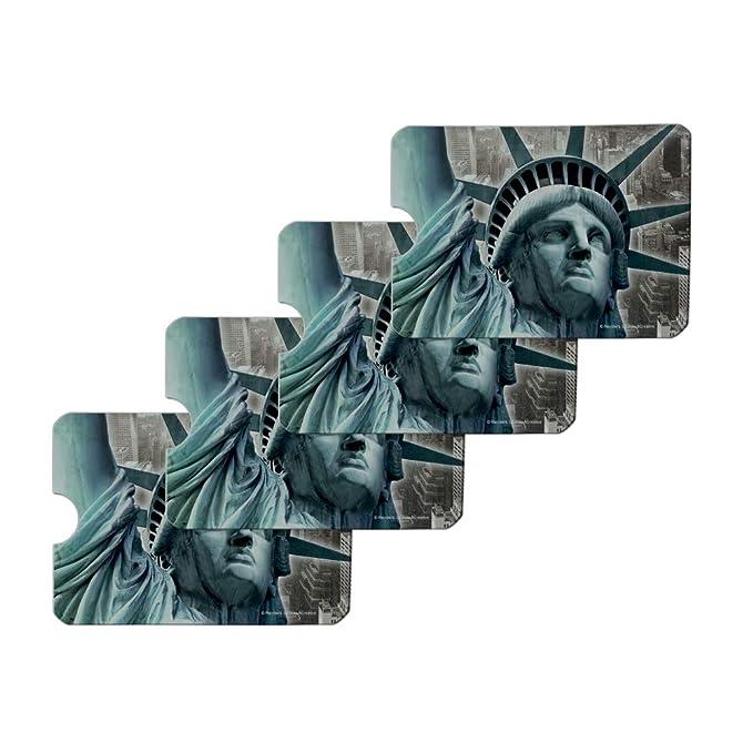 Amazon.com: Estatua de la Libertad Nueva York tarjeta de ...