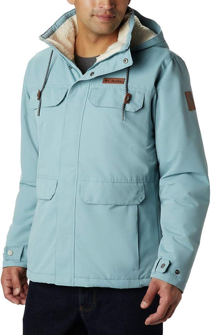 限尺码白菜 Columbia 哥伦比亚 South Canyon 户外防水保暖男式夹克 2.1折$42.44 海淘转运到手约¥367