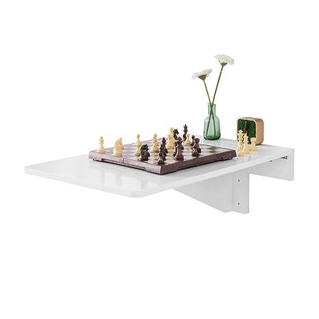 Sobuy Wandklapptisch.Sobuy Fwt04 W Wandklapptisch Küchentisch Wandtisch Esstisch Schreibtisch Weiß 70x45cm